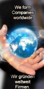Internationale Firmengründungen